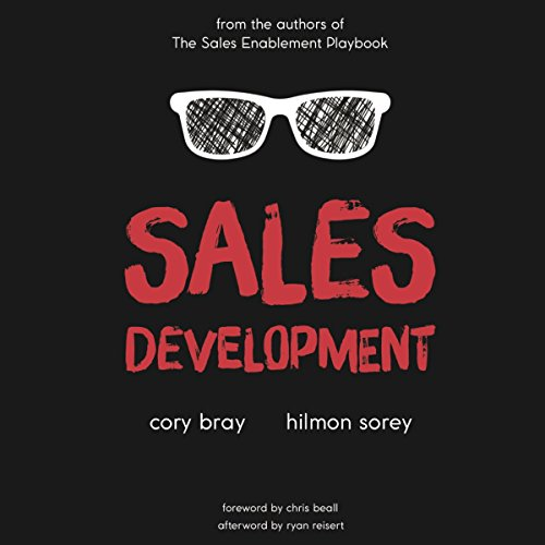 Sales Development audiobook cover art