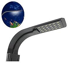 UEETEK-Aquarium-Beleuchtung-mit-Clip-Fisch-Tank-LED-Leuchte-Lampe-10W-weies-Licht