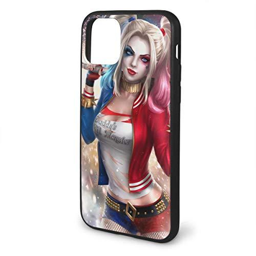 41sjcBXeGIL Harley Quinn Phone Cases iPhone 11