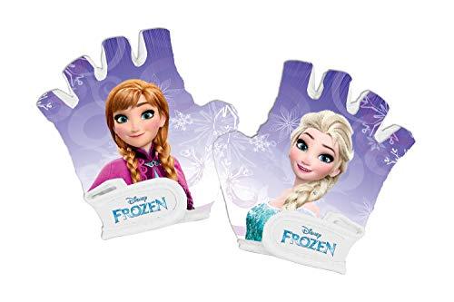 Frozen Mädchen Knie- und Ellenbogenschoner Set, lila, XS