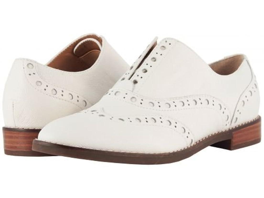 ノイズ残酷モニカVIONIC(バイオニック) レディース 女性用 シューズ 靴 オックスフォード 紳士靴 通勤靴 Hadley - White [並行輸入品]