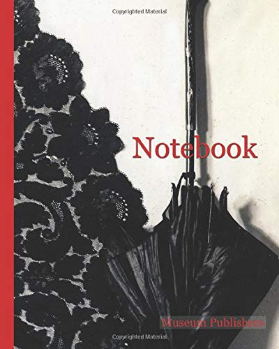 Notebook: Parasol Cover, 1870s, England or France, England, Silk, Leavers machine lace imitating Blonde Matte bobbin lace