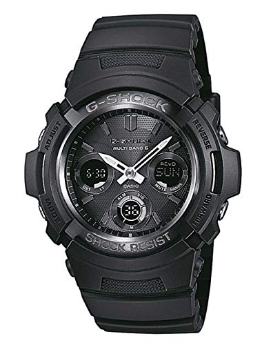 Montre Homme Casio G-Shock AWG-M100B-1AER