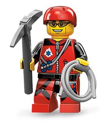 Lego Minifiguras 71002 Escalador