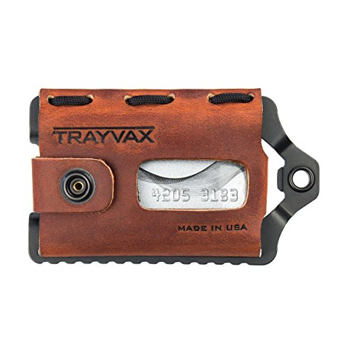 Trayvax Element Wallet (Canyon Red Black Edition)