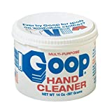 Goop Hand Cleaner and Laundry Stain Lifter Remover 14 ounce, Waterless, Non-Toxic and Biodegradable,...