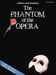 The Phantom Of The Opera Piano Solos Pf