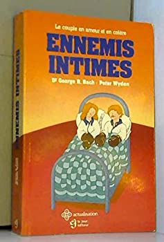Paperback Ennemis intimes (French Edition) [French] Book
