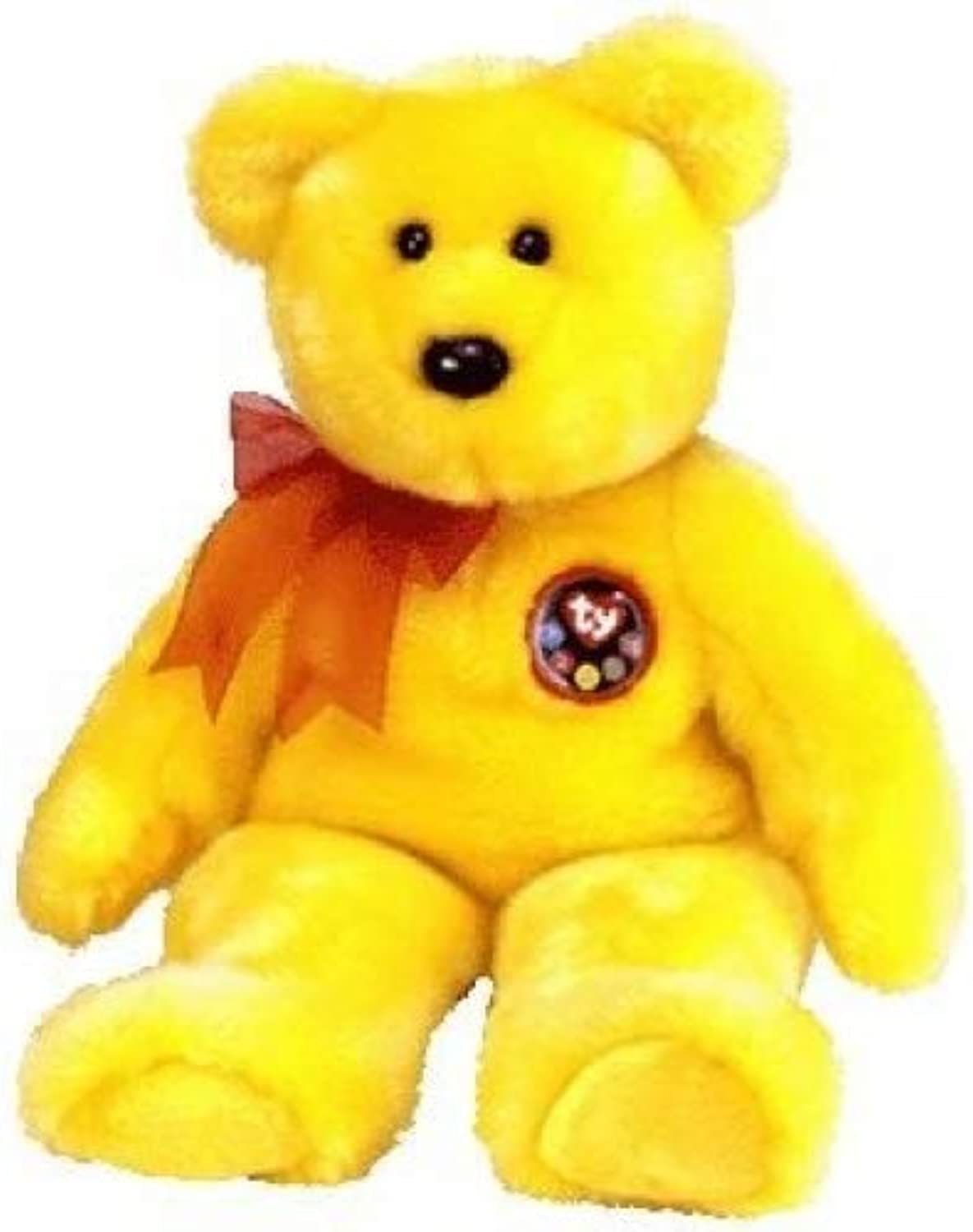 TY Beanie Buddy  TRADEE the Bear (13 inch  Internet Exclusive) [Toy]