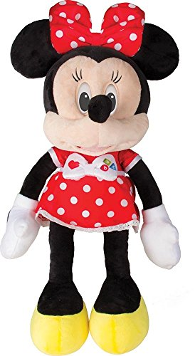 IMC Toys - Disney - Minnie Emotions, Peluche Interactive Sonore