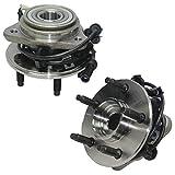 Best Wheel Bearings - Detroit Axle - 4WD Front Wheel Hub Review
