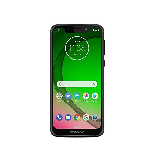Motorola G7 Play 32GB GSM Nano-SIM Phone w/ 13MP Camera - Deep Indigo