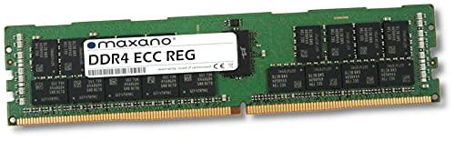Maxano RAM da 32 GB compatibile con HP/HPE Apollo 6500 Gen9, DDR4 2400 MHz ECC Registered DIMM RAM