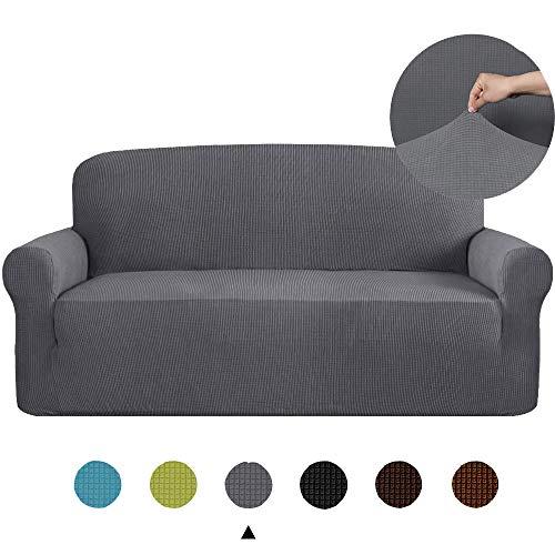 X-ZBS Sofabezug Sofaüberwürfe für Sofa elastische Stretch Sofabezug,Set für 1-4 Sitzer Sofa(Wenn Ihr Sofa EIN L-förmiges Ecksofa ist, müssen Sie Zwei kaufen)