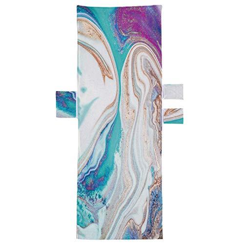 Strandlaken Ligbed, Beschermhoes Voor Ligbed Of Strandstoel, Loungestoel Hoes, Beschermhoes Loungeset Ligstoel Voor Zwembad Met Zakken, Strandstoel Handdoek Voor Zon Bed Dekstoel Hoes Moderne Stijl