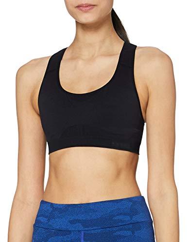 FALKE Damen Sport-BH Madison Low Support Bustier, Seamless Bra Top, breite Träger, Funktionsfaser, 1 Stück, versch. Farben, Größe XS-XL