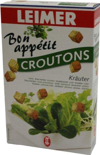 Gebrüder Leimer Croutons Kräuter 100g