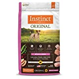 Instinct Original Small Breed Grain Free Recipe with Real Chicken Natural Dry Dog Food by Nature's...