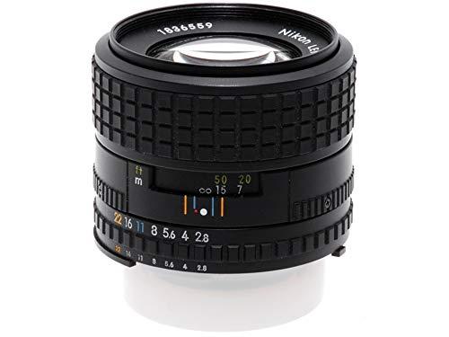 Obiettivo Nikon AI-S 100mm. f2,8 E Nero per fotocamere a pellicola e digital