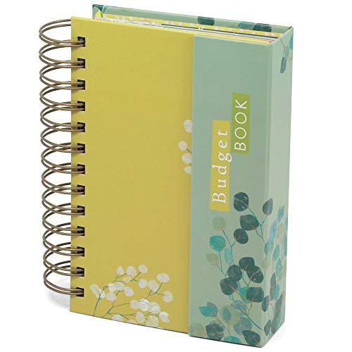 Budget Book de Boxclever Press. Organizador de presupuestos, libro de cuentas, planner. Organiza tus finanzas y rastrea tus gastos. Planificador mensual sin fecha con bolsillos para guardar recibos