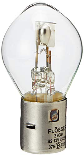 HELLA 8GD 002 084-131 Glühlampe - S2 - Standard - 12V - 35/35W - Sockelausführung: BA20d - Schachtel - Menge: 1