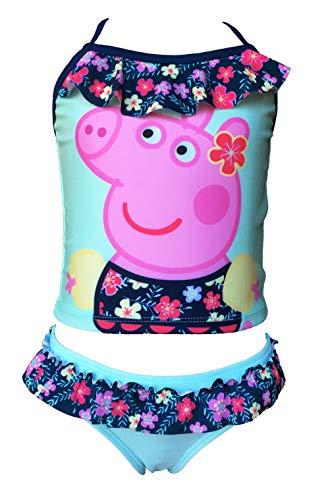 Peppa Pig, Wutz Badeanzug Mädchen (Variante 2, 104 cm)