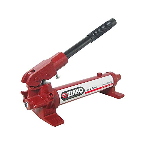 Best Prices! ZINKO 18 in³ Single Speed Automotive Application Hand Pump Model: ZHP-18