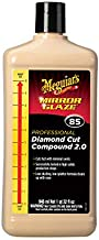 Meguiars White Standard M8532 Diamond Cut Compound