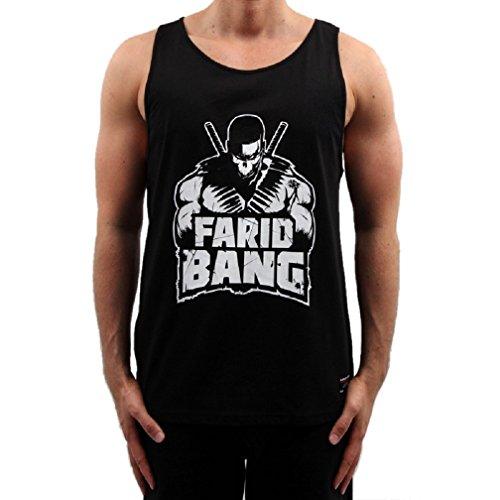 Farid Bang Tanktop Logo schwarz (XXL)