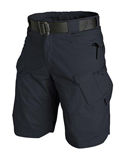 """Helikon Hommes Urban Tactical Short 11"""" Navy Bleu Taille XL"""