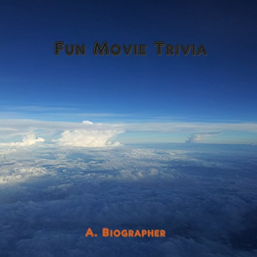 Fun Movie Trivia audiobook cover art