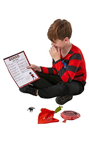 Official Rubie's Dennis the Menace Beano Trick Bag, Book Day Costume Accessory, One-Size Childs
