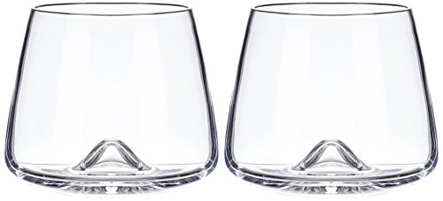 Normann Copenhagen, Set di 2 Bicchieri da Whiskey