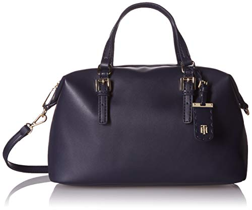 Tommy Hilfiger Satchel Bag Nylon Julia, Navy