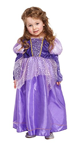 Princesse pourpre Toddler Costume de déguisement âge de 3 ans environ