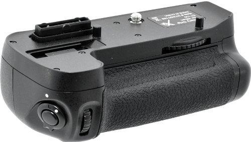 Mcoplus BG de D7100Grip batería para Nikon D7100Negro