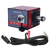 Sensor de torsión dinámico, medidor de torsión de potencia Velocidad del motor giratorio con pantalla OLED DYN-200 (20N.M)