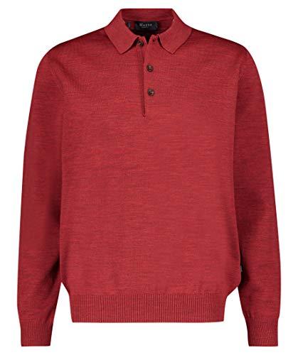 Maerz Herren 490700 Pullover, Rot (Hot Pepper 482), XX-Large (Herstellergröße: 56)