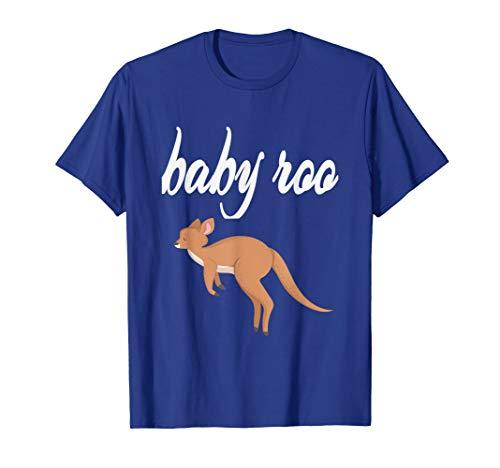 Baby-Roo Baby Roo Kangaroo Funny Cute Family Group Gift