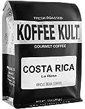 Costa Rica Coffee - Naranjo La Rosa - Medium Roast Coffee Beans Koffee Kult (Whole Bean, 12oz)