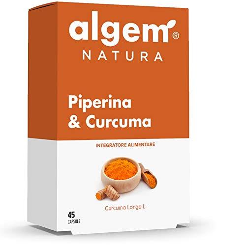 Piperina&Curcuma - 15% sconto