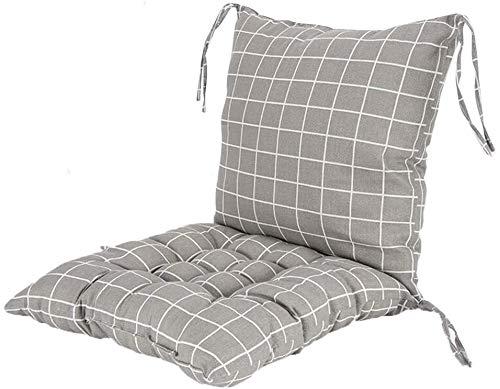 Seat Cushion For Chair De interior y al aire libre cojines for sillas, silla de la computadora de oficina Asiento cojines del asiento de coche cojines lumbares Almohada 40 * 40cm, ( Size : 40*78*7cm )