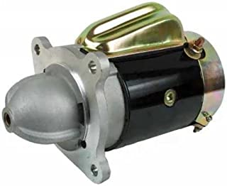 Starter for Ford & New Holland Gas Tractor 2000, 3000, 4000, 5000 3cyl