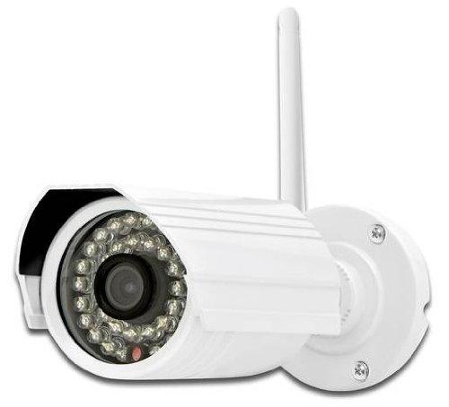 OptiMax Pro WLan IP Kamera IP Cam Netzwerkkamera Plug & View