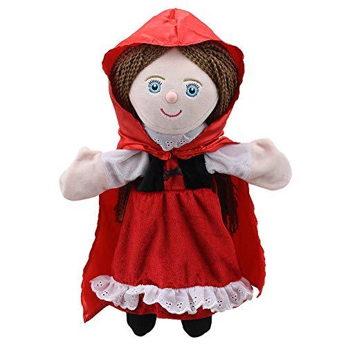 The Puppet Company Rotkäppchen Geschichte erzählen Handpuppe, PC001918