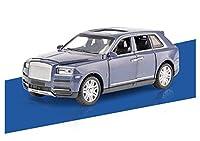 車のモデル 1:32に適用するロールスロイス(ロイスカリナン)ダイカストカーモデル、音と光のコレクションを備えた男の子のおもちゃ、子供のおもちゃ (Color : 2)