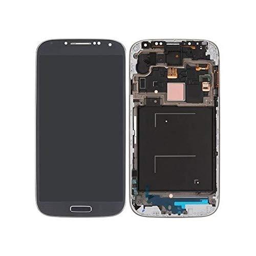 E-NUC Pant. Tactil + LCD Compatible Galaxy S4 i9505 Negro