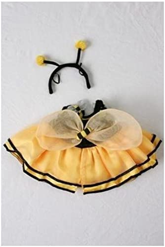 para barato Bumble Bee Outfit Outfit Outfit Teddy Bear Clothes Fit 14  - 18  Build-a-bear, Vermont Teddy Bears, and Make Your Own Stuffed Animals by Bear Factory  40% de descuento