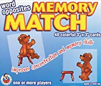 FRANK SCHAFFER PUBLICATIONS MEMORY MATCH WORD OPPOSITESAGES 3-7 [並行輸入品]