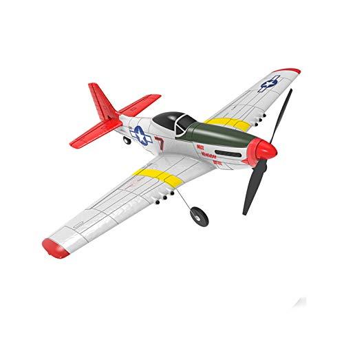 N\A Avión RC 2.4Ghz 4 Canales Avión De Control...